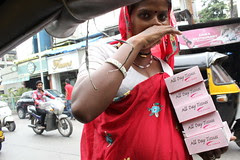 The Tissue Selling Girl Turner Road by firoze shakir photographerno1