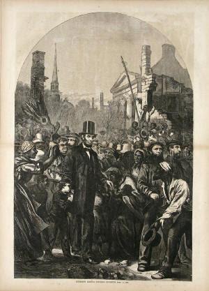 Abraham Lincoln Freed Slaves
