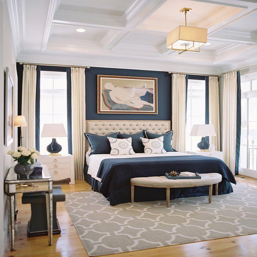 Master Bedroom Curtain Ideas - Home Decor Ideas