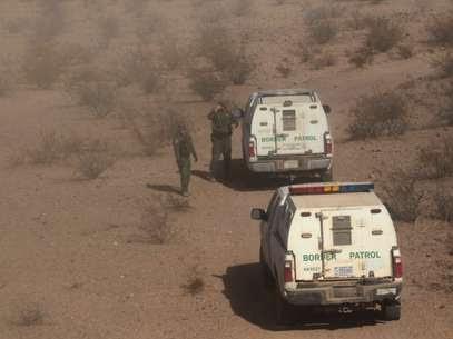 Las autoridades llegaron al sitio donde yacía el cádaver del joven. Foto: Getty Images