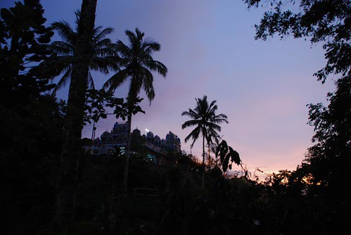 Not dawn, it's evening time :-)