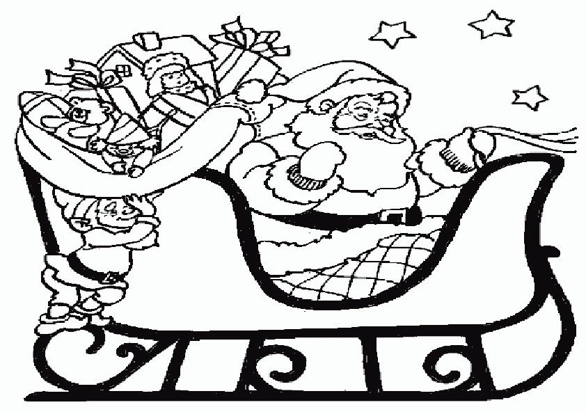 ausmalbilder ausdrucken weihnachten - ausmalbilder