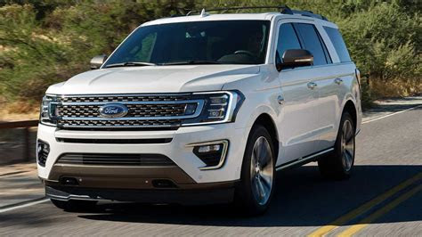 ford expedition king ranch arrives  royalty