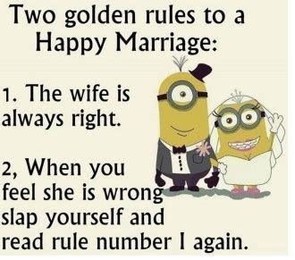 Happy Wedding & Marriage Anniversary Cute & Funny wishes