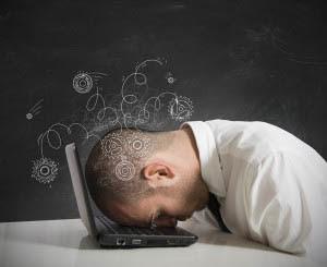 Οι έξυπνοι άνθρωποι μπορεί να ανιχνεύουν περισσότερα πράγματα που εγείρουν την ανησυχία τους.