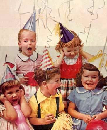 Party Hat Kids Pictures, Images and Photos