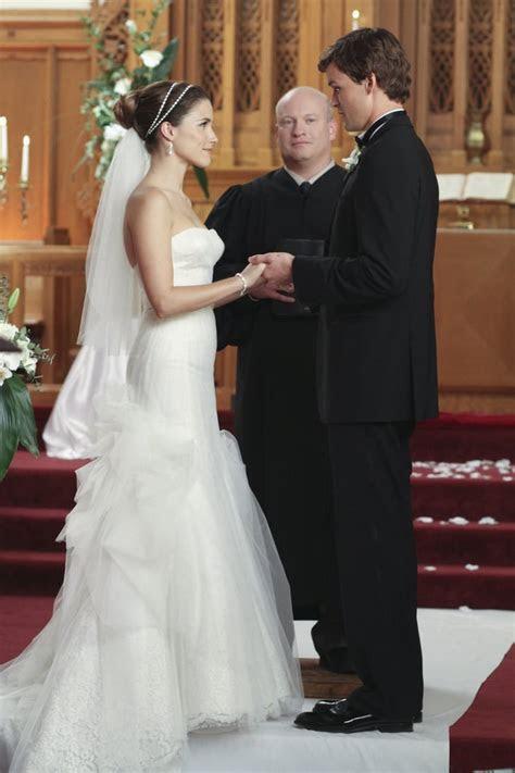Brooke and Julian's Wedding   One Tree Hill Wedding