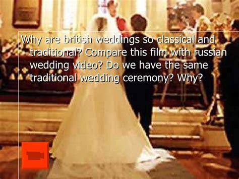 British Marriage Weddings Customs And Traditions