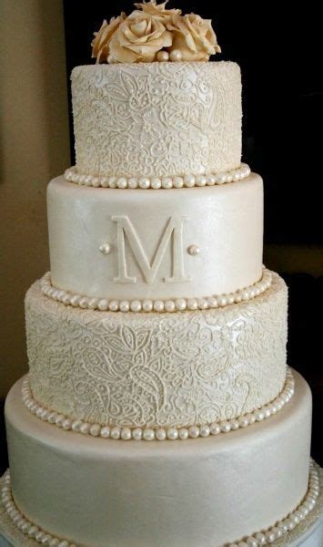 Simple But Elegant Wedding Cakes   Elegant Wedding Cake