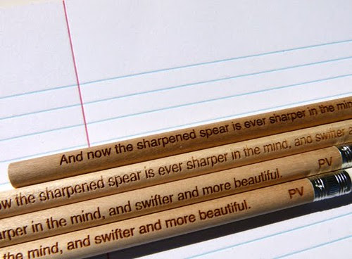 the pencil project