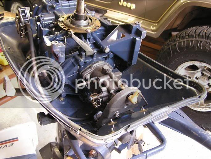 1969 evinrude lark outboard motor picture, 1974 40hp ...