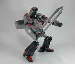 Transformers Megatron Animated Leader - modo robot