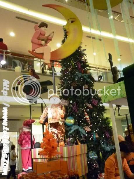 Funtoystic Christmas Midvalley Megamall,Christmas Decoration