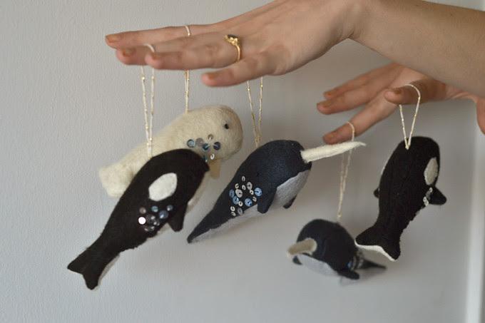 Grainline Whale Pod