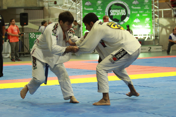 Nordeste Open de Jiu-Jitsu é considerado o melhor evento do esporte da região