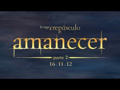 video del trailer de la pelicula Amanecer segunda parte