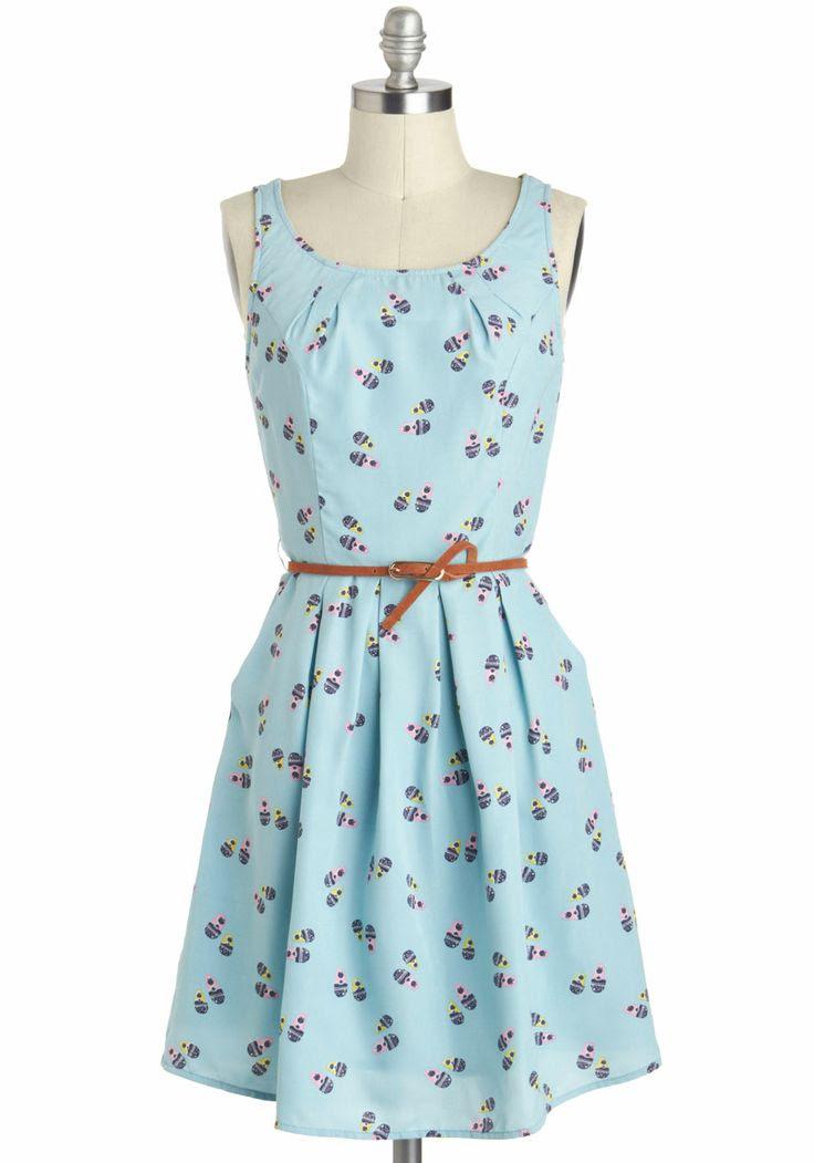 That's Doll, Folks Dress, #ModCloth