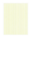 portrait A2 card size JPG Monochromatic Pin Stripe (chartreuse) SMALL SCALE