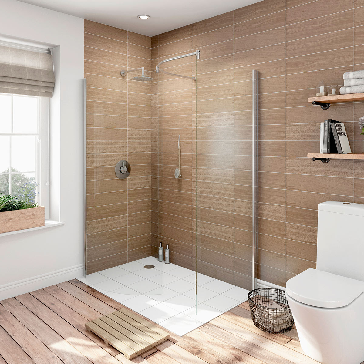 Ways to Make Your Tiny Bathroom Look Bigger - Reliable ...