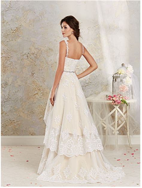 Canceled Wedding   Need to sell dress. Alfred Angelo 16W