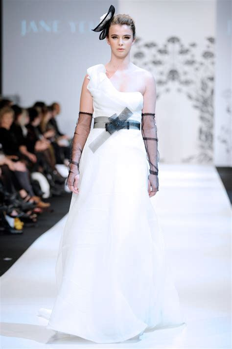 New Zealand Fashion Week ? Jane Yeh Design ? Award winning