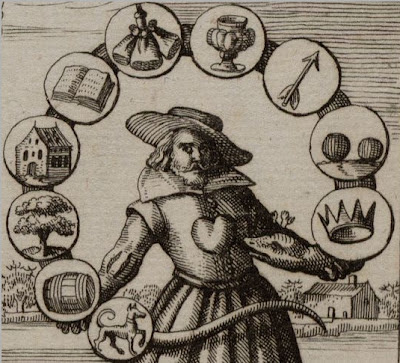 Nimis Solicitus A Curis Torquetur (detail)