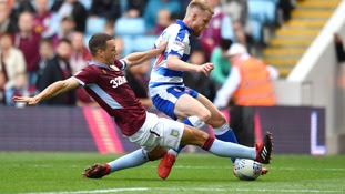 James Chester in action
