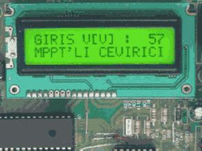 PIC18F452 MPPT Converter cho hệ thống quang điện