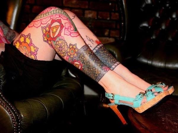 Sugerencias Para Hacerte Un Tatuaje En La Pantorrilla