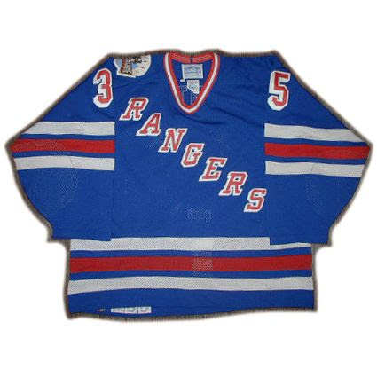 New York Rangers 93-94 jersey