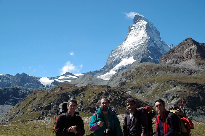 Segon intent al Matterhorn.