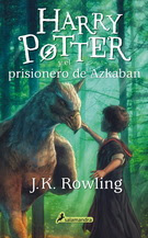 Harry Potter 3. Harry Potter y el prisionero de Azkaban-J-K-Rowling