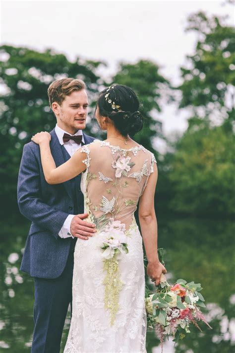 Wedding Dresses: Claire Pettibone   Real Brides   Confetti.ie