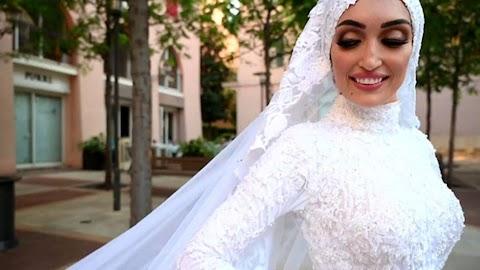 La storia della sposa di Beirut