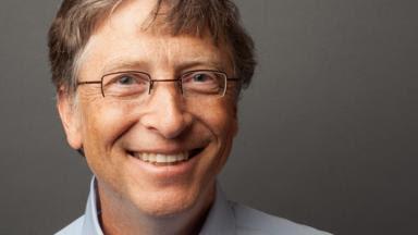 Bill Gates não é realmente vale a pena tudo o que muito (Crédito: ES Imagery / Alamy)