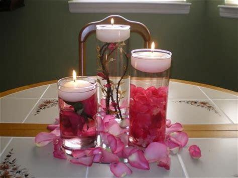 DIY Wedding Centerpieces   DIY wedding floating candle