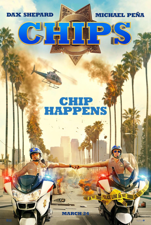 Resultado de imagem para CHIPS 2017 posters