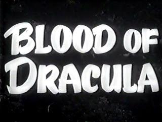 13: BLOOD OF DRACULA - Paul Dunlap -