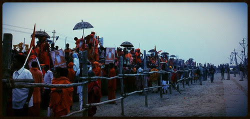 The Shahi Snan Maha  Kumbh by firoze shakir photographerno1