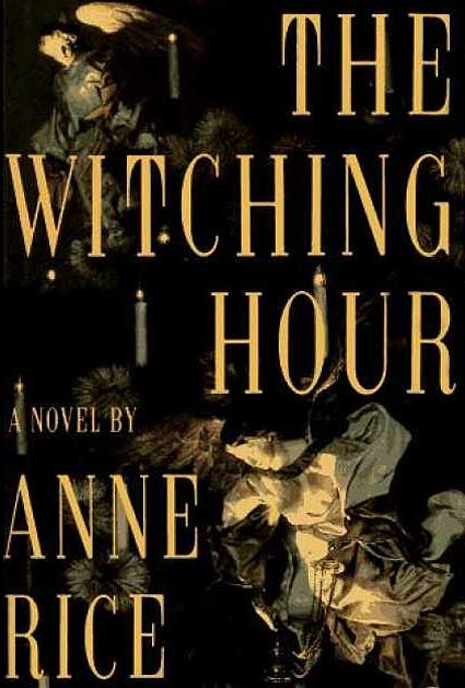 Welcome To Anne Rice Com