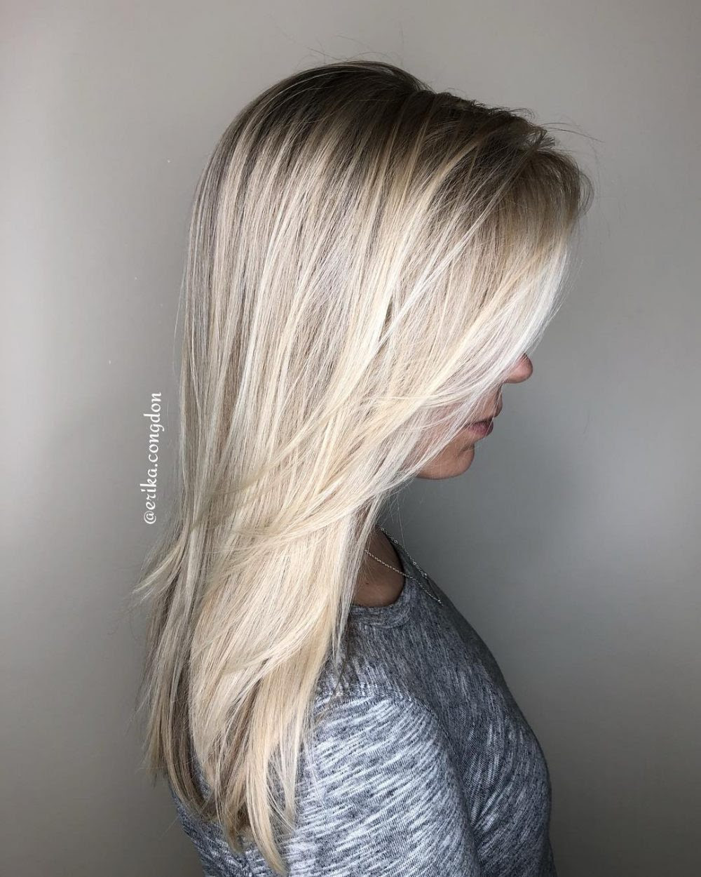 Hairstyles For Thin Long Hair | Uphairstyle
