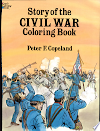 Download Story of the Civil War Coloring Book