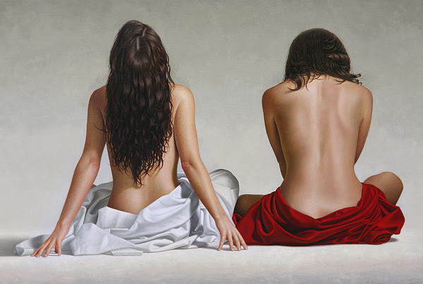 realistic paintings