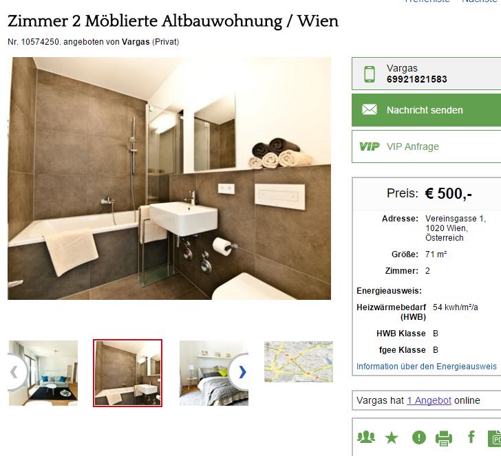 Moblierte Wohnung Bremen