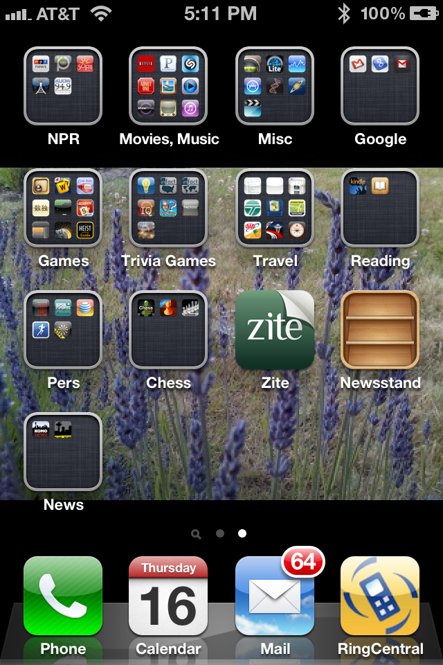 How To Organize iPhone and iPad Apps Into Folders | Sound Support