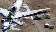 Asiana Airlines jet crashes at San Francisco International Airport