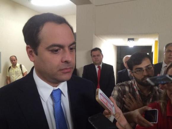 Câmara explica que concursos serão mantidos. Foto: Franco Benites/Twitter JC.