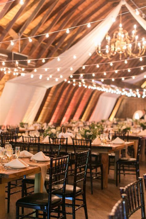 Gorgeous Rustic Farm Wedding with Purple Details   MODwedding