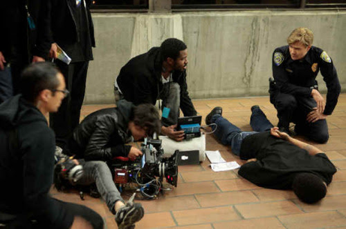BART agreed to let the crew film at the Fruitvale BART station for three four-hour nights. (x)Fruitvale Station (2013)