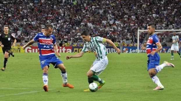 Fortaleza enfrentou com o Juventude nas quartas de final e foi eliminado